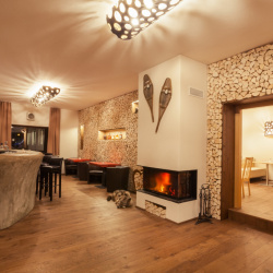 Café bar - Residence AlpenHeart