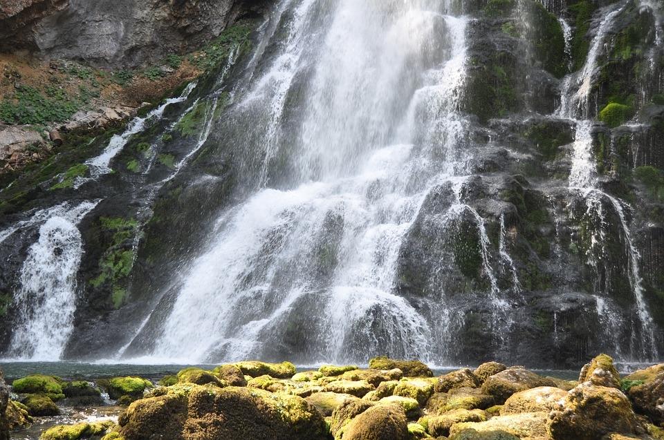 Vodopády v Rakousku