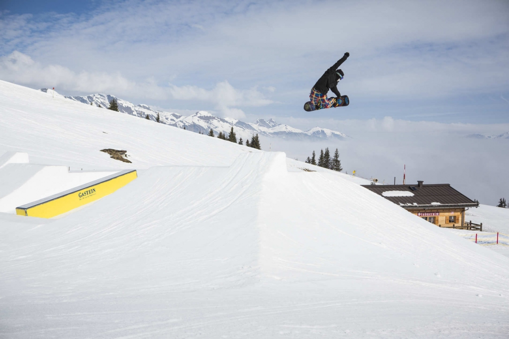 Snowpark Bad Gastein