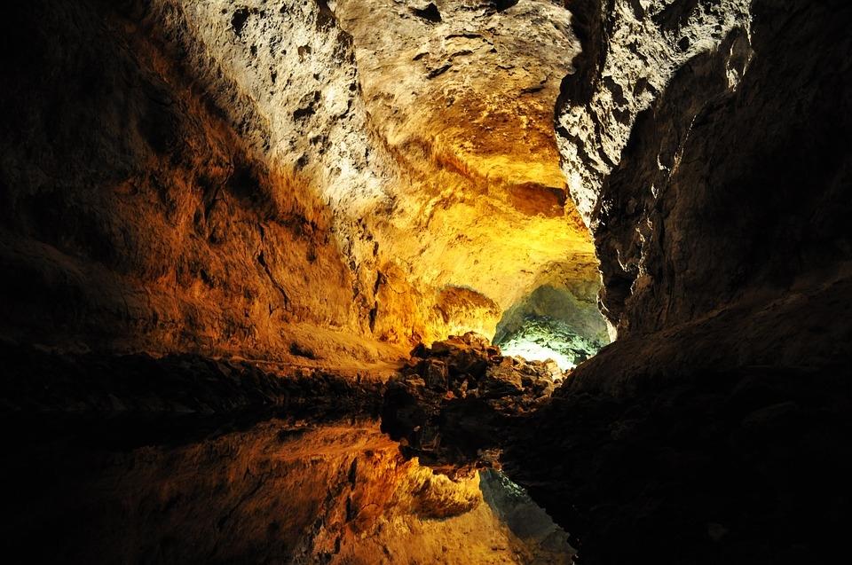 Lamprechtské jeskyně